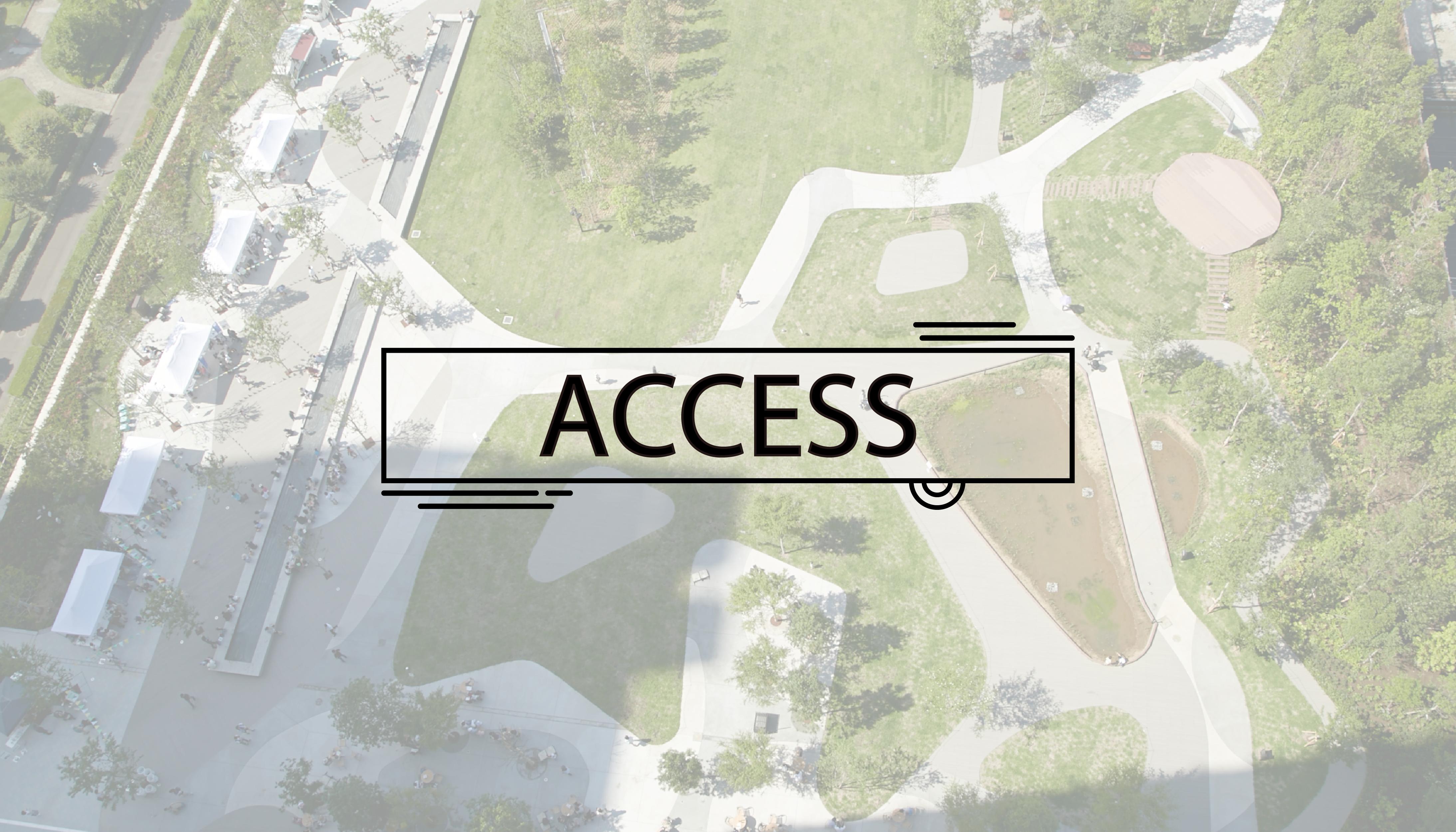 +アクセス